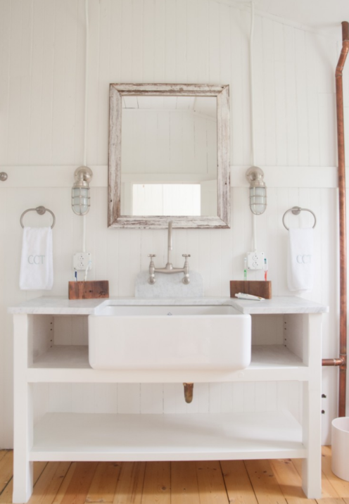 SUNDAYS WITH CELIA VOL 91 | Big Bear Cabin Bathroom Renovation | THE INSPIRATION | www.AfterOrangeCounty.com