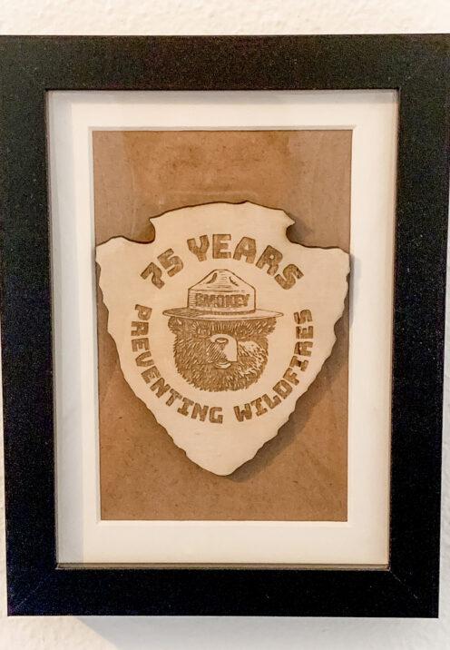BIG BEAR LAKE HOUSE KID'S ROOM REMODEL | 75 Year Birthday of Smoky Bear | www.AfterOrangeCounty.com
