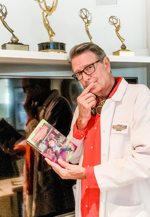 SUNDAYS WITH CELIA VOL 99   Mark Young   Jim Henson's Franken-Sci High   www.AfterOrangeCounty.com #MarkYoung #JimHenson #FrankenSciHigh