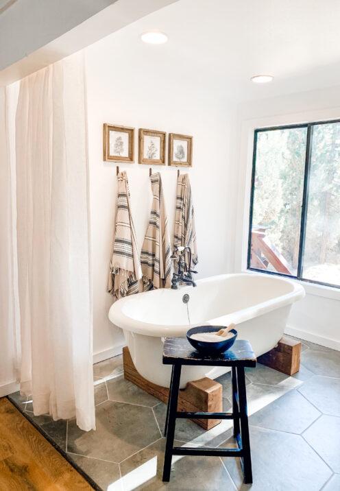 SUNDAYS WITH CELIA VOL 96 | Big Bear Lake House Renovation | Bathroom Reno | www.AfterOrangeCounty.com