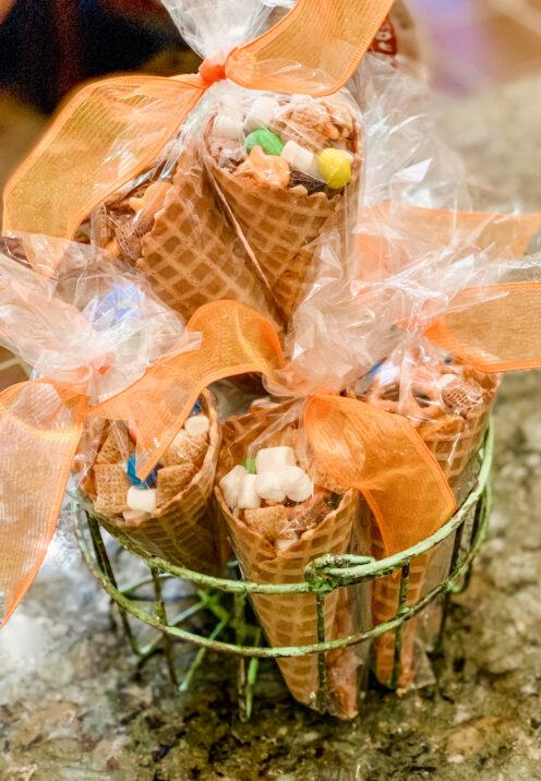 SUNDAYS WITH CELIA VOL 96 | Sweet and Salty Autumn Snack Mix | www.AfterOrangeCounty.com
