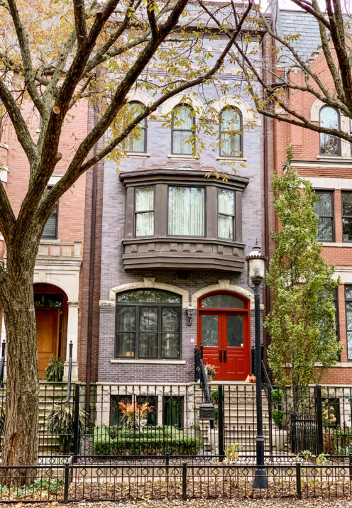 "A WINTER WALK IN CHICAGO | The ""Chicago Palaces"" of Prairie Avenue 