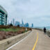 A WINTER WALK IN CHICAGO | Lake Michigan | Lakefront Trail | www.AfterOrangeCounty.com