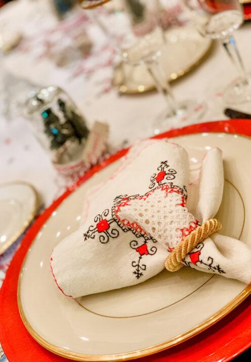 SUNDAYS WITH CELIA VOL 99   Christmas Tablescape   www.AfterOrangeCounty.com #ChristmasTablescape