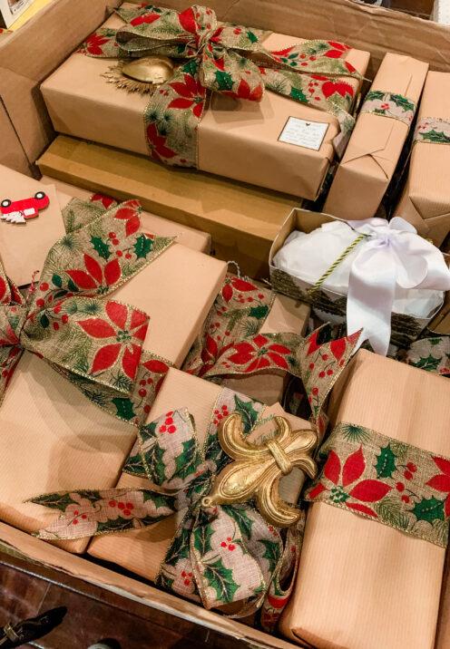 SUNDAYS WITH CELIA VOL 99   Christmas Gifts   www.AfterOrangeCounty.com #ChristmasWrap