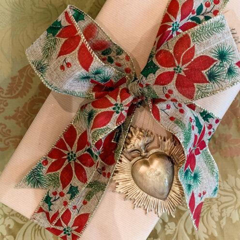 SUNDAYS WITH CELIA VOL 99   Christmas Gift Tie-Ons   www.AfterOrangeCounty.com #ChristmasWrap