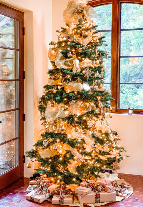 SUNDAYS WITH CELIA VOL 99   Christmas Decor   www.AfterOrangeCounty.com #ChristmasDecor #ChristmasTree