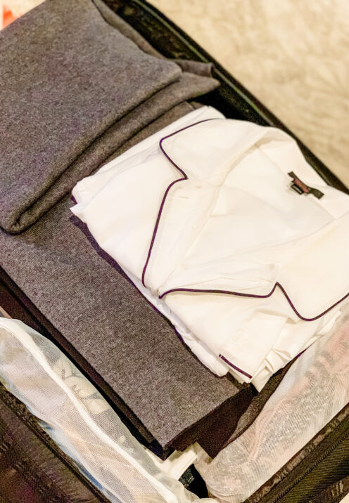 PACKING THE PERFECT CRUISE WARDROBE | www.AfterOrangeCounty.com #walkingshoes #packing #cruiseattire #cruising #shoreexcursions