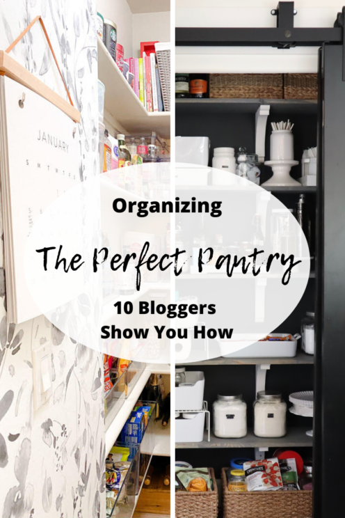 SMART IDEAS AND TIPS FOR ORGANIZING YOUR KITCHEN PANTRY | www.AfterOrangeCounty.com | #Pantry #Kitchen