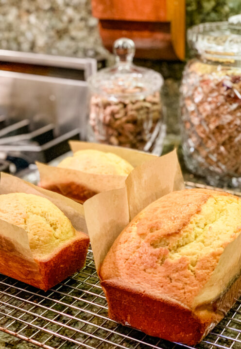 SUNDAYS WITH CELIA VOL 101 | www.AfterOrangeCounty.com | #OliveOilLoaf #QuickBreads #GiftsFromThe Kitchen