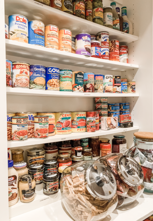 PANDEMIC PENNY-PINCHING POINTERS | PANTRY EDITION | www.AfterOrangeCounty.com | #Pantry #Kitchen #HomeOrganization #Pandemic