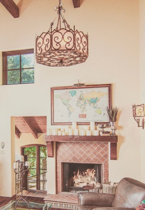 SUNDAYS WITH CELIA VOL 102 | Fireside in Lake Arrowhead | www.AfterOrangeCounty.com #LakeArrowhead #HouseForSale