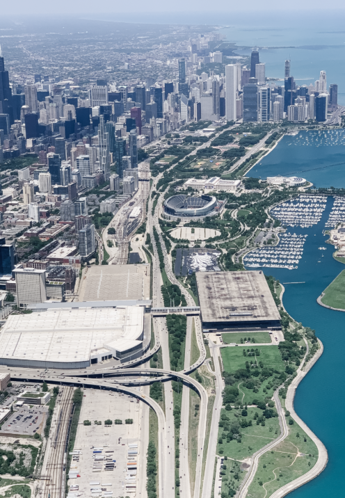 SUNDAYS WITH CELIA VOL 104 | Ariel View of Chicago | www.AfterOrangeCounty.com #Chicago