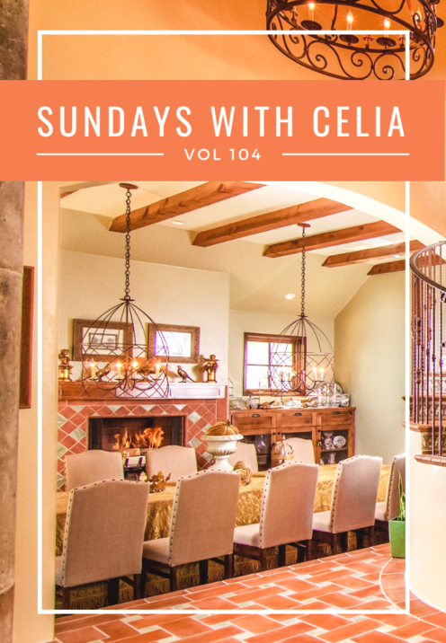 SUNDAYS WITH CELIA VOL 104 | Lake Arrowhead House For Sale | Dining Room | www.AfterOrangeCounty.com #Lake Arrowhead #HouseForSale #Lake ArrowheadRealEstate