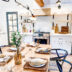 THE COTTAGE ON CATALINA KITCHEN REVEAL PART 2 | www.AfterOrangeCounty | #Kitchen #KitchenRenovation #BigBearLakeCottage #IKEAMockelbyDiningTable
