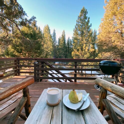 THE COTTAGE ON CATALINA KITCHEN REVEAL   www.AfterOrangeCounty   #BigBearLakeCottage