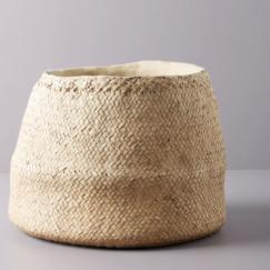 THE COTTAGE ON CATALINA KITCHEN REVEAL PART 2 | www.AfterOrangeCounty | Basket Weave Meryl Pot | #Kitchen #KitchenRenovation #Anthropology #BigBearLakeCottage